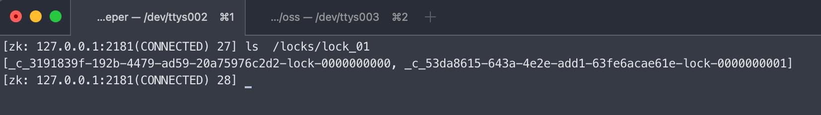 ZooKeeper 分散式鎖 Curator 原始碼 03:可重入鎖併發加鎖