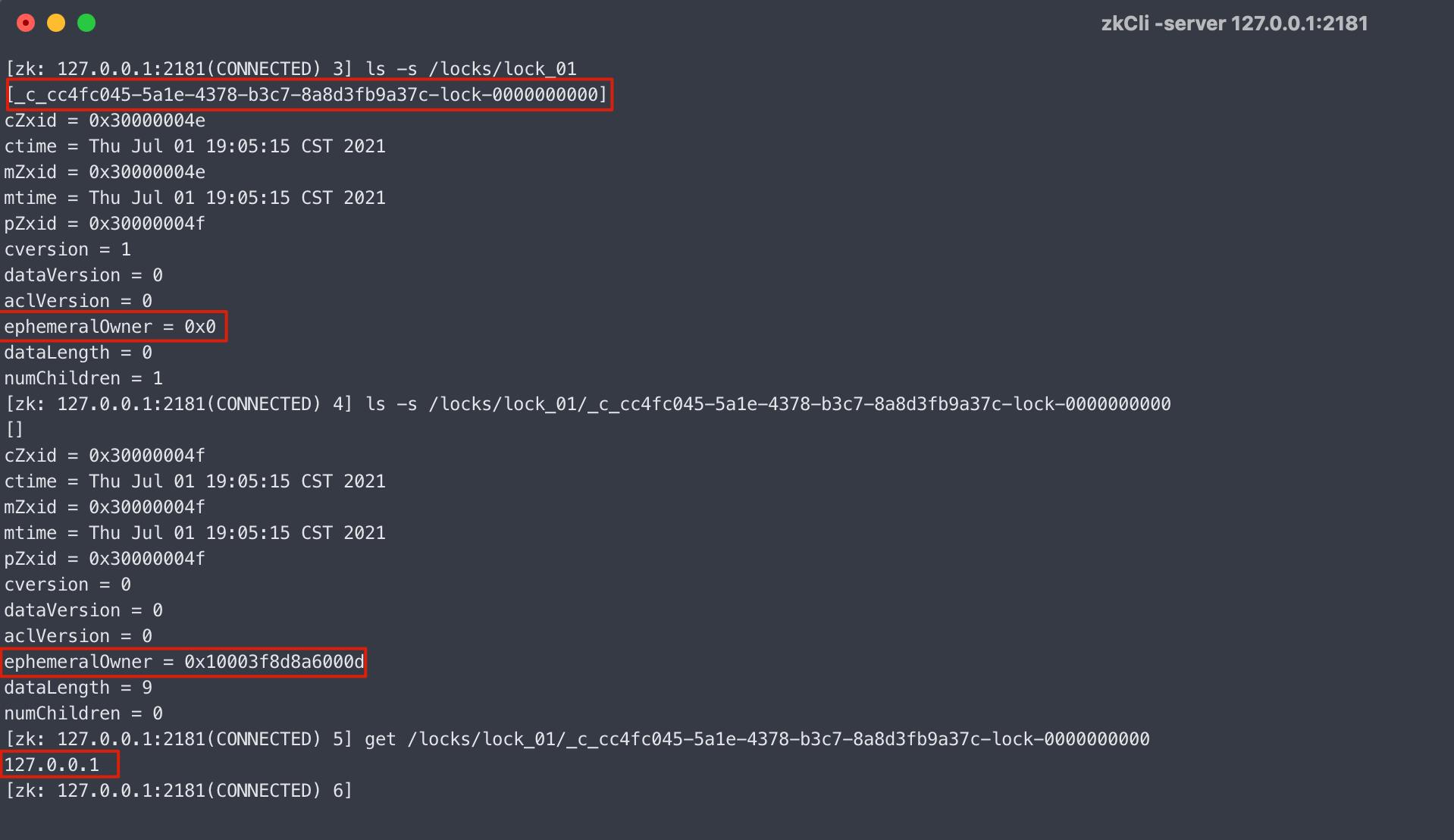 ZooKeeper 分散式鎖 Curator 原始碼 01:可重入鎖
