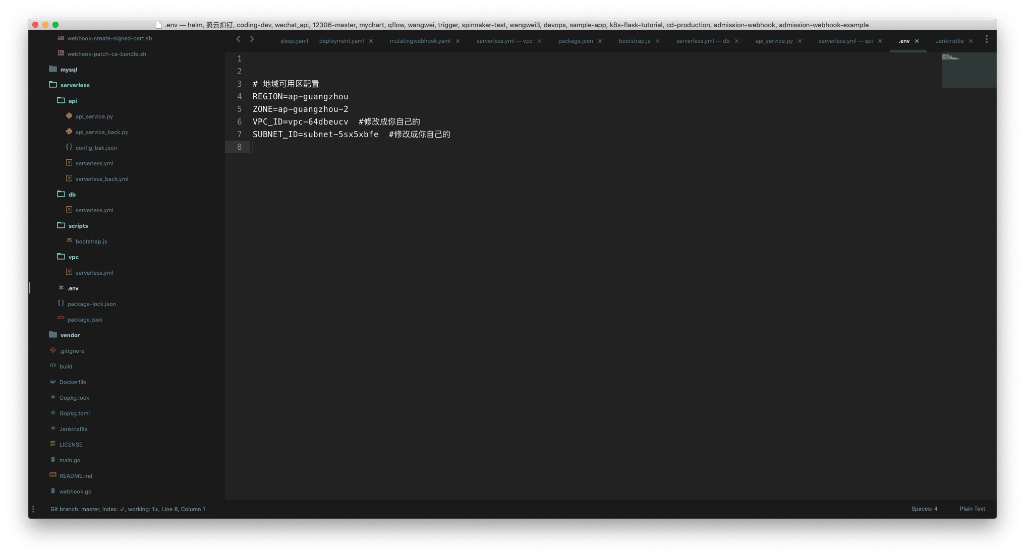Kubernetes 兩步驗證 - 使用 Serverless 實現動態准入控制