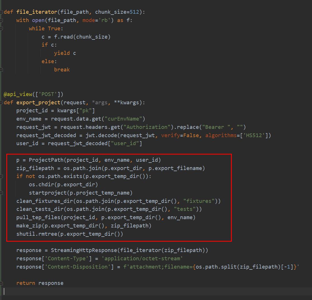 teprunner測試平臺Django引入pytest完整原始碼