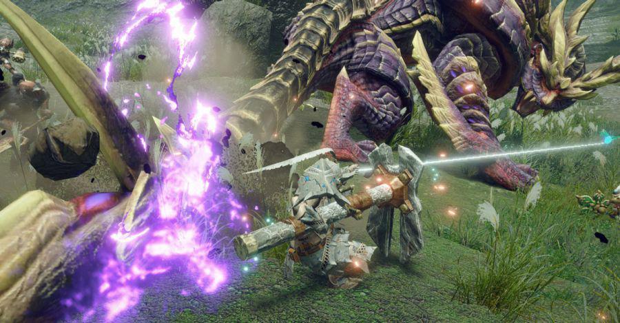 《怪物獵人 崛起》 IGN評測:停不下來的翔蟲