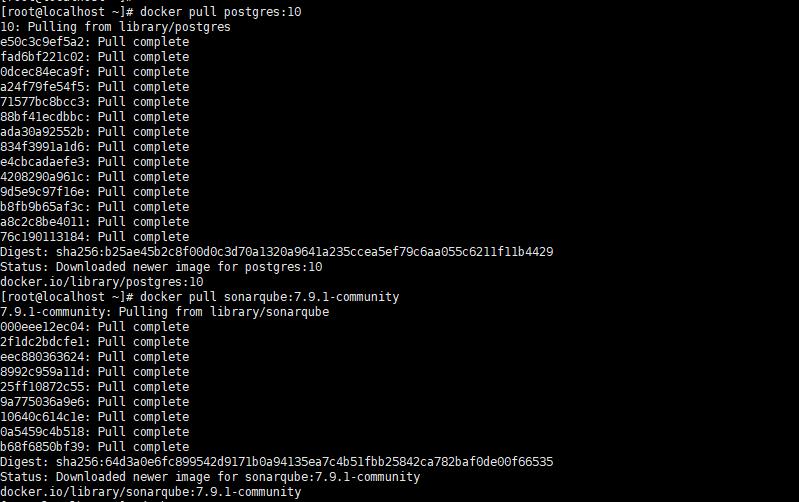 SonarQube學習(一)- 使用Docker安裝SonarQube(親測可用)