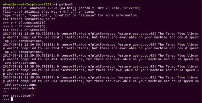 深度學習:TensorFlow入門實戰