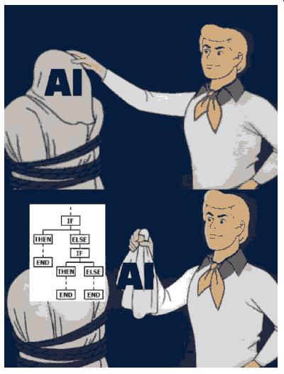 幽默:所有演算法現在都稱為AI - Eran Hammer