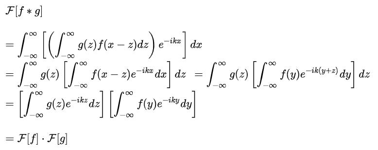 深度學習運算元優化-FFT
