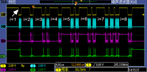 痞子衡嵌入式:實抓Flash訊號波形來看i.MXRT的FlexSPI外設下AHB讀訪問情形(無快取)