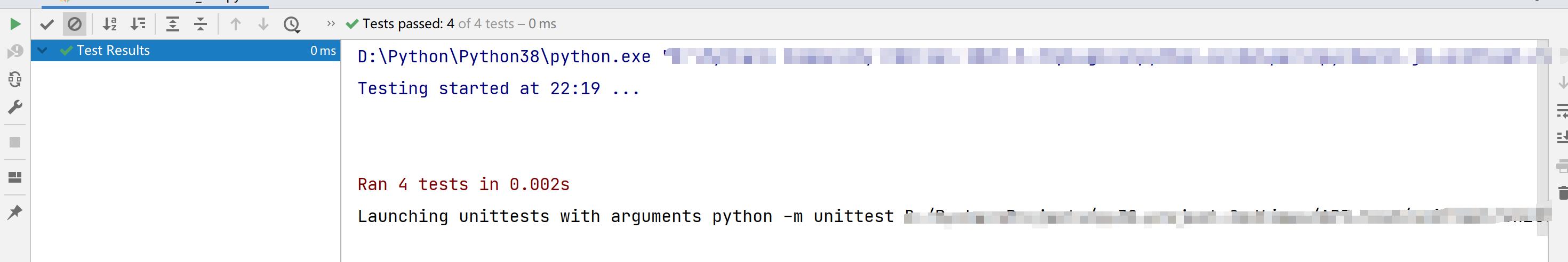 【python介面自動化】初識unittest框架