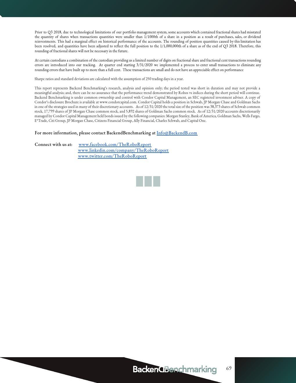 BackendBenchmarking:2020年第四季機器人報告