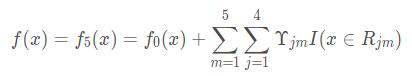 【Python機器學習實戰】決策樹與整合學習(四)——整合學習(2)GBDT