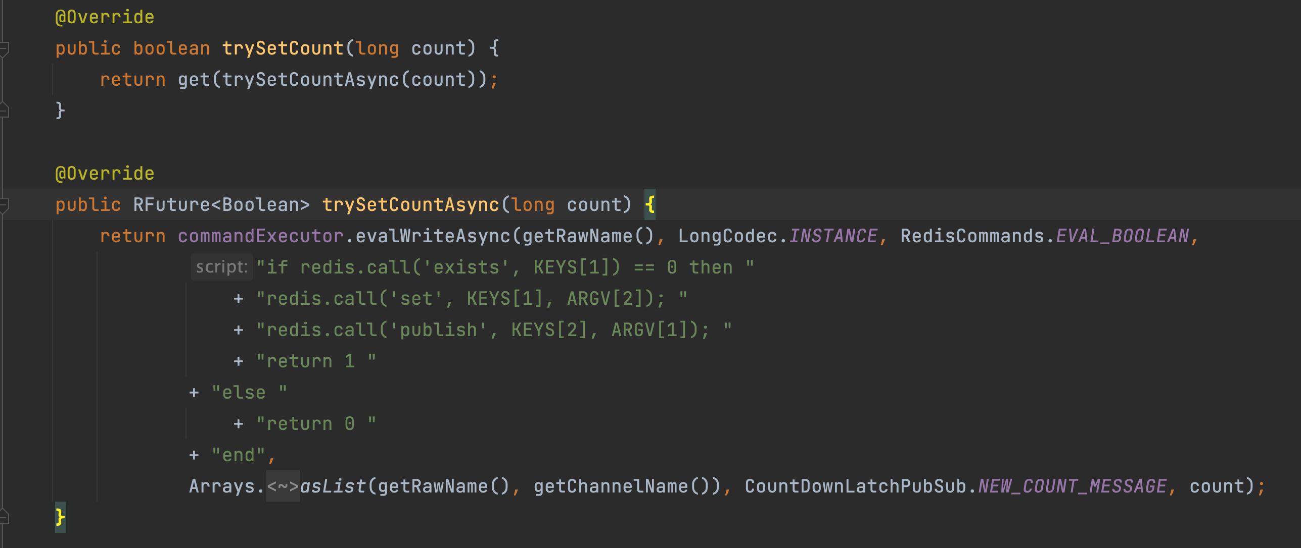 Redisson 分散式鎖原始碼 11:Semaphore 和 CountDownLatch