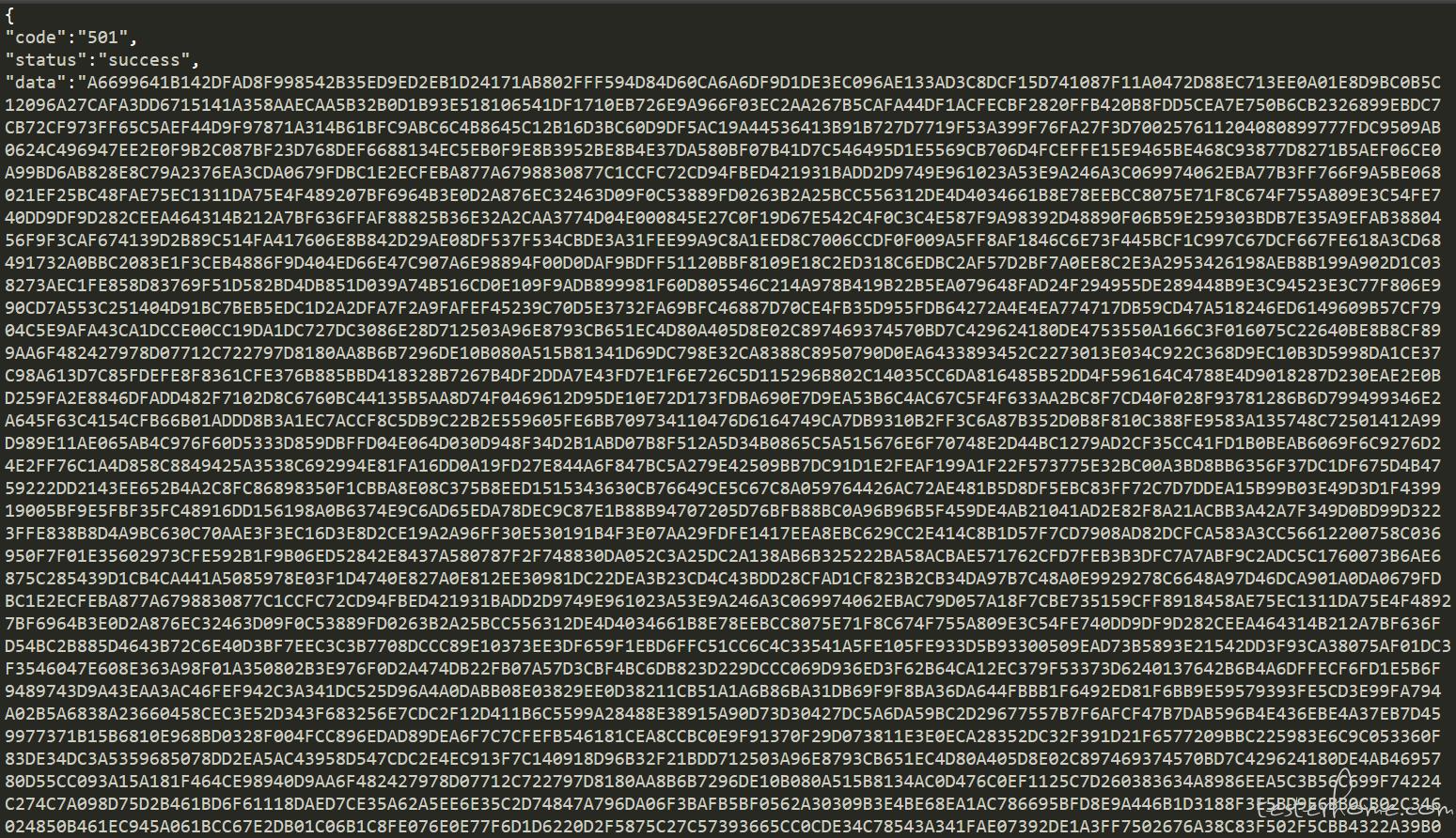 分享一次微信小程式的介面破解