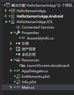 【Xamarin.Forms 2】App基礎知識與App啟動