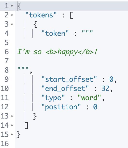 Elasticsearch從入門到放棄:分詞器初印象