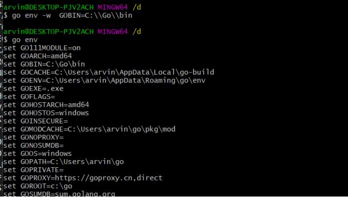 vscode配置golang開發環境手把手描述篇