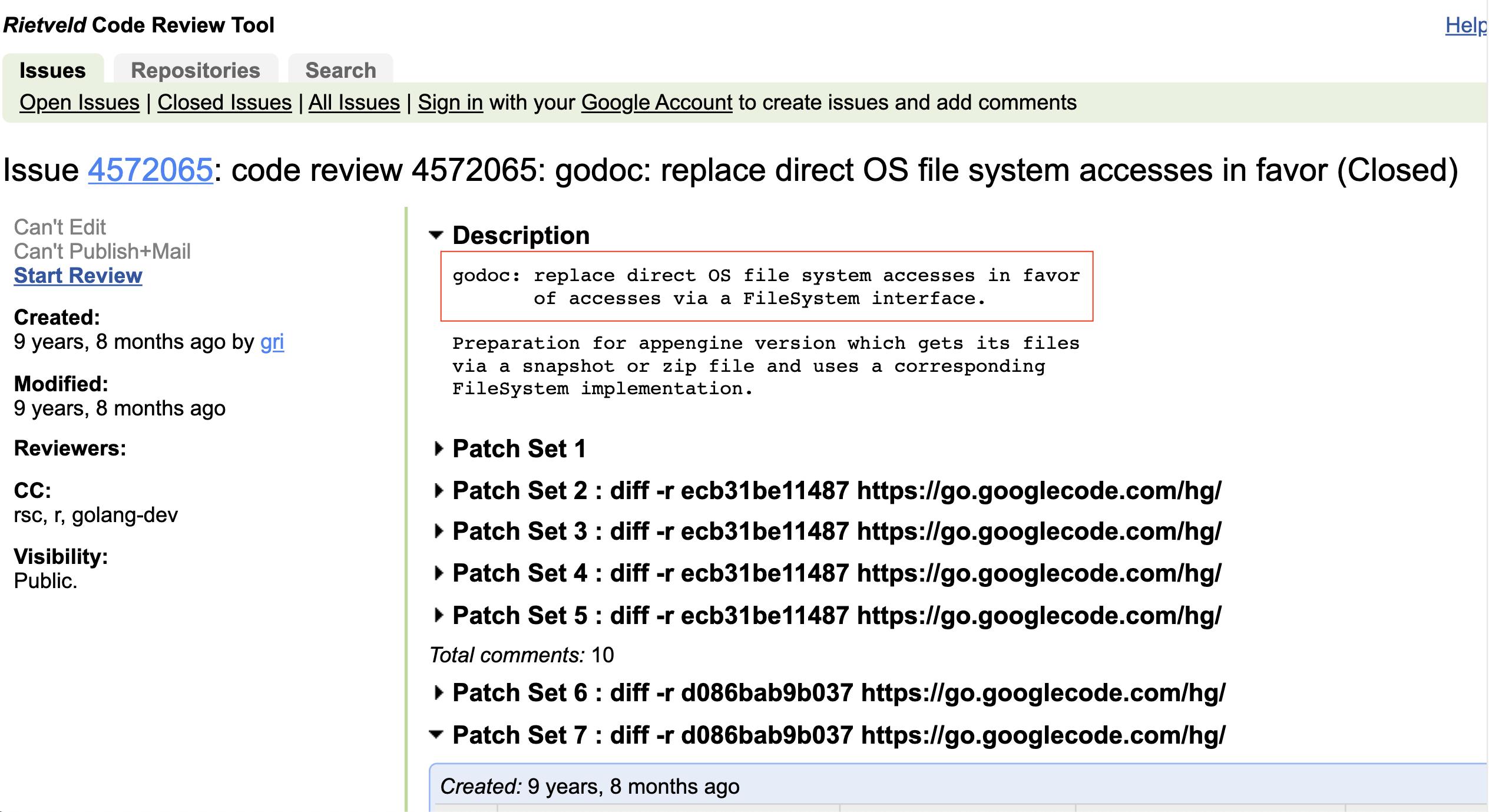 對 Go 1.16 io/fs 設計的第一感覺:得勁兒!