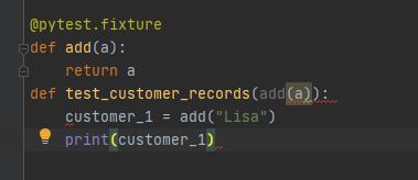 pytest進階之fixture函式