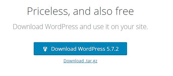 2021年Wordpress部落格搭建