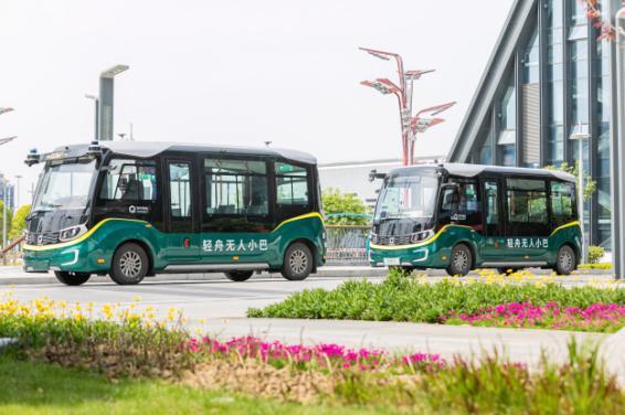 蘇州第二條自動駕駛公交車線路面向市民全面開放,雲端計算驅動自動駕駛資料工廠
