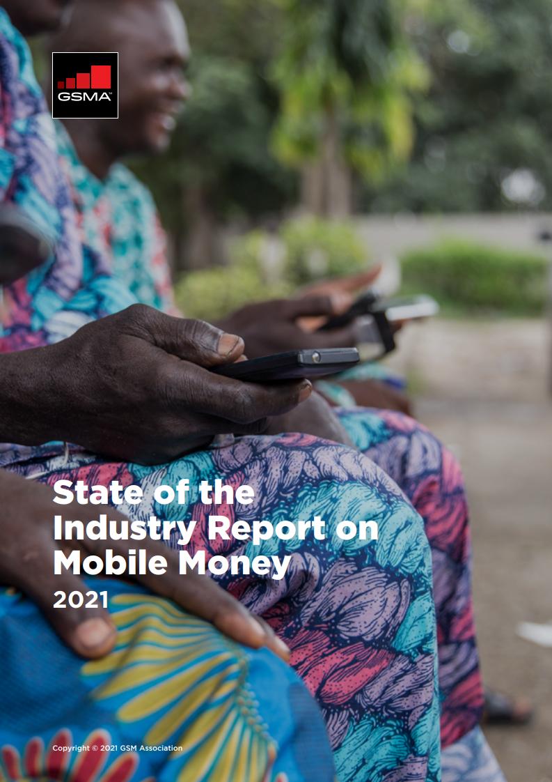 GSMA:2021年移動錢包行業報告