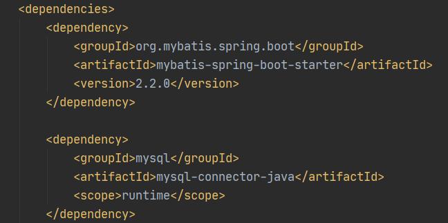 SpringBoot資料訪問(一) SpringBoot整合Mybatis