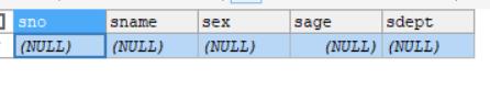 Mysql資料庫值的新增、修改、刪除及清空