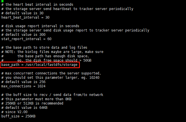分散式檔案系統FastDFS在CentOS7上的安裝及與Springboot的整合
