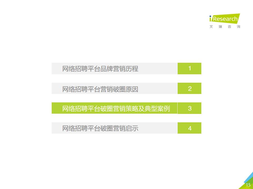 """艾瑞諮詢:2021年中國網路招聘平臺品牌""""破圈""""營銷洞察白皮書(附下載)"""