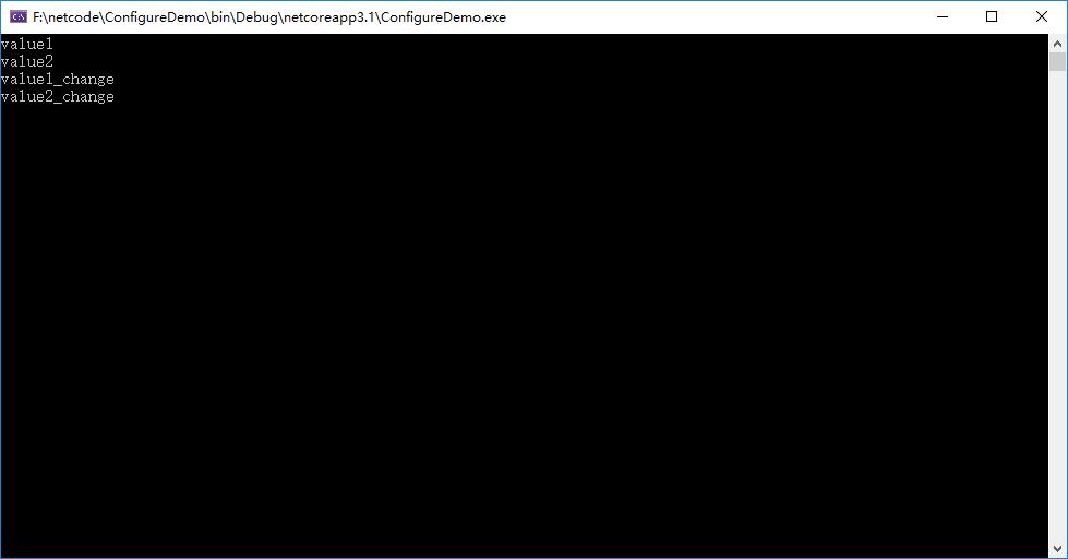 重新整理 .net core 實踐篇—————配置系統之間諜[八](檔案監控)