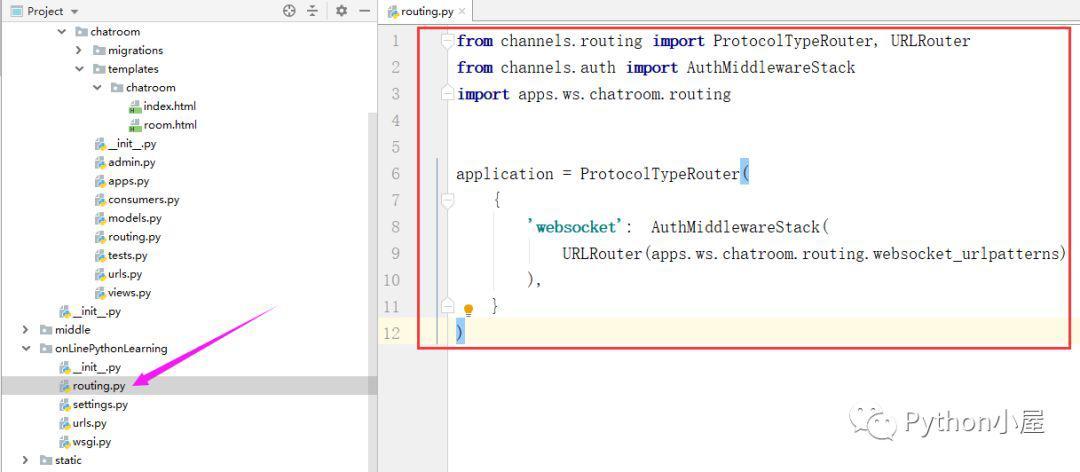 Python+django網頁設計入門(20):使用WebSocket建立多人線上