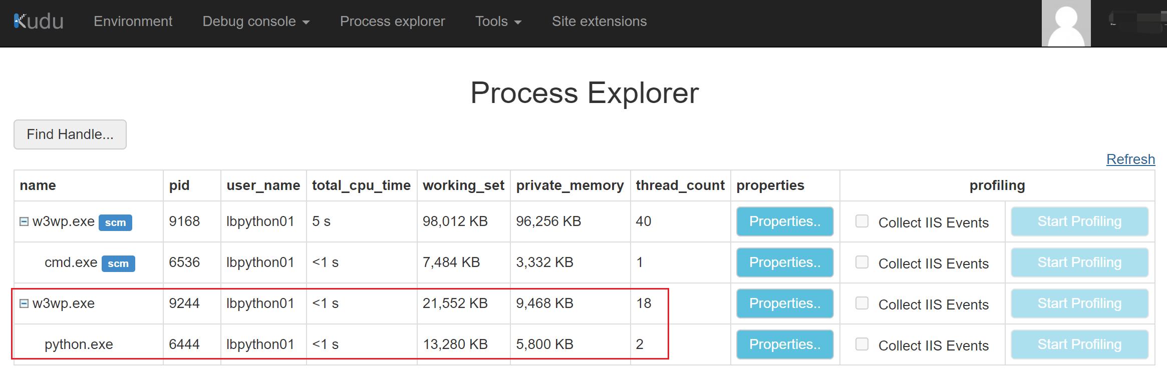 【Azure 應用服務】App Service  For Windows 環境中部署Python站點後,如何繼續訪問靜態資原始檔呢(Serving Static Files)?