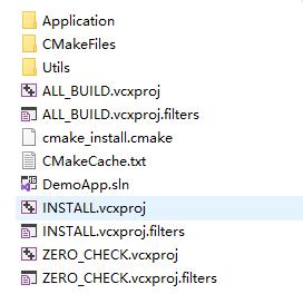 使用 cmake 來搭建跨平臺的應用程式框架:C語言版本