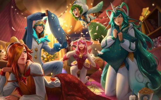 女性向遊戲頻發,女性玩家或成遊戲消費主力軍?