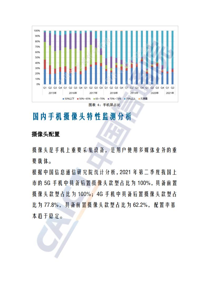 中國信通院:2020年第二期國內手機產品互動載體特性監測報告