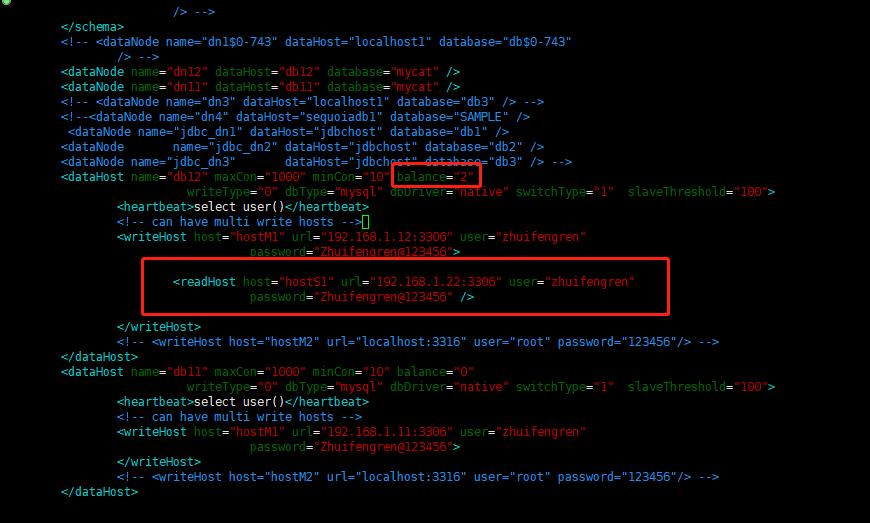 Mysql讀寫分離叢集的搭建且與MyCat進行整合