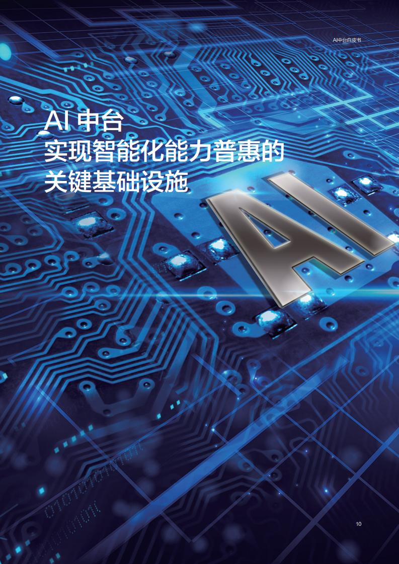 百度:2021年AI中臺白皮書(附下載)