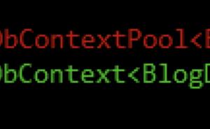 峰迴路轉:去掉 DbContextPool 後 Windows 上的 .NET Core 版部落格表現出色