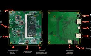 CutiePi:正在開發中的基於樹莓派的開源平板