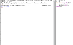 用6行Python程式碼實現選擇性排序演算法