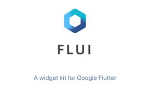 開源 | FLUI : Flutter 的元件擴充套件集