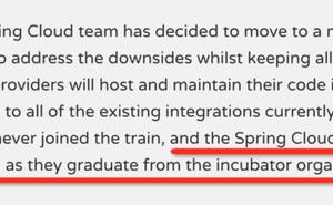 Spring 社群的唯一一個國產開源專案 - Spring Cloud Alibaba 畢業了