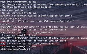 訪問 laradock 伺服器內部 http 伺服器