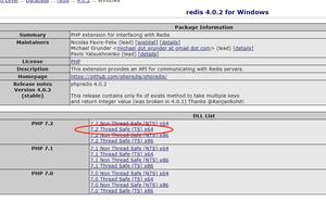 laragon 新增 PHP_Redis 擴充套件