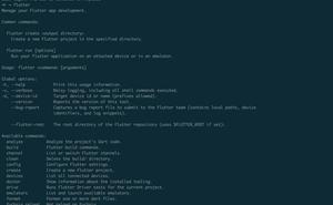 從0開始寫一個基於Flutter的開源中國客戶端(1)——Flutter簡介及開發環境搭建   掘金技術徵文