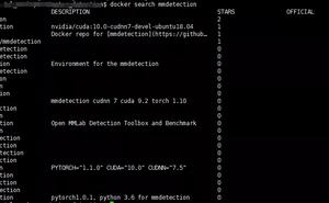 全網最細 | 教你如何在 docker 容器下使用 mmdetection 訓練自己的資料集