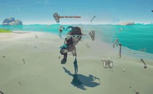 建立海盜的天堂:盜賊之海的AI設定(三):巨齒鯊、海怪和骷髏船的AI執行