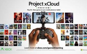 """當Project xCloud落地移動終端,雲遊戲靠手遊化撐起""""當打之年""""?"""