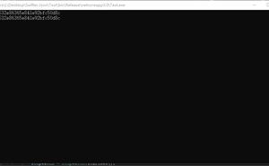.Net Core 最優 MD5 開啟方式!初學者建議收藏(支援 SHA1,SHA256,.Net Framework)