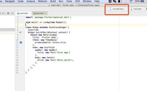 從0開始寫一個基於Flutter的開源中國客戶端(3)——初識Flutter & 常用的Widgets
