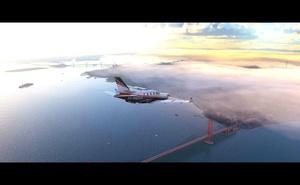 《微軟模擬飛行2020》:為什麼模擬飛行如此燒錢、又令人振奮
