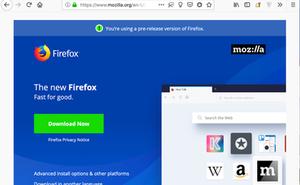 "Mozilla Firefox 67 將引入""反指紋跟蹤""技術"